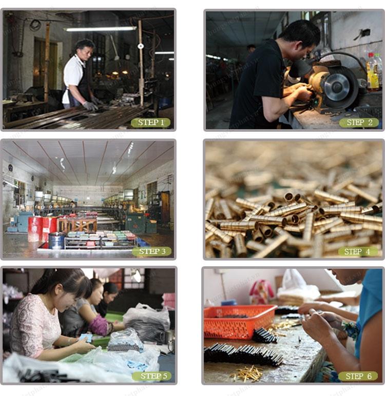Quy trình sản xuất bút bi Quà tặng