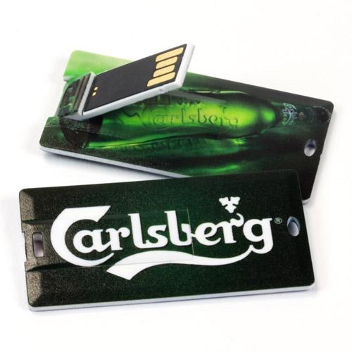 UTV 004 - USB The Card Hình Chữ Nhật