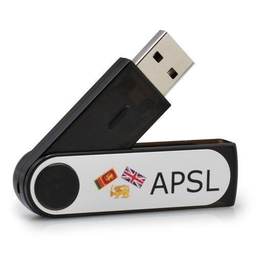 UNV 003 - USB Vỏ Nhựa Xoay