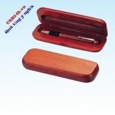 HGV 008 - Hộp Bút Gỗ Trắc Đỏ