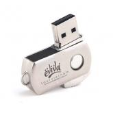 UKV 007 - USB Kim Loại Nắp Xoay