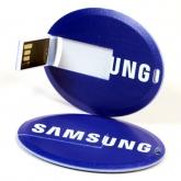 UTV 005 - USB Thẻ Hình Bầu Dục