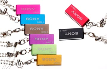 USN 001 - USB SONY VAIO Mini 2GB