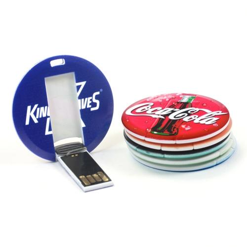 UTV 002 - USB Thẻ Hình Tròn