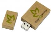 UPV 002 - USB Giấy Hình Chữ Nhật