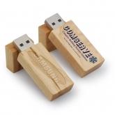 UGV 006 - USB Gỗ Nắp Đậy