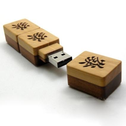 UGV 013 - USB Gỗ