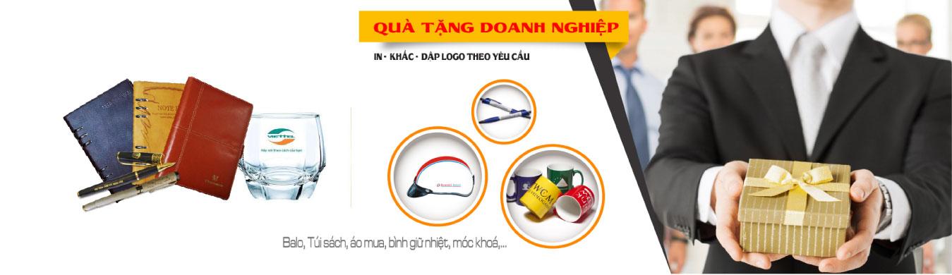 Banner Công ty Quà tặng Doanh nghiệp